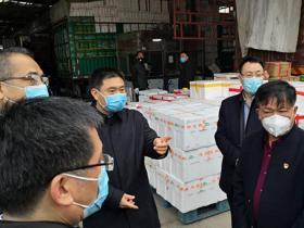 最美逆行者—记回族企业家、西部欣桥农产品物流中心董事长李希容