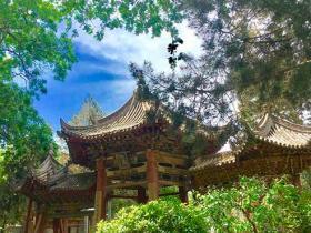 马新芳|西安清真大寺建筑风格中的民族文化