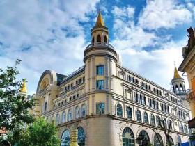 老街古巷|哈尔滨中央大街