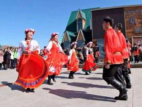 中华各民族|俄罗斯族民俗
