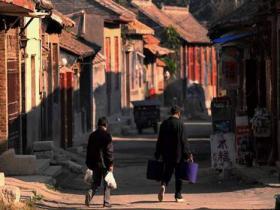 山东青州昭德古街 这里老中华的味道一点没变