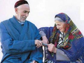 民族知识|乌孜别克族的服装