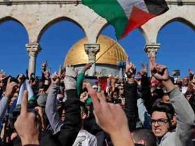 国际社会强烈谴责美国支持以色列定都耶路撒冷