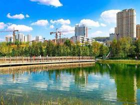 旅游 西宁有个好地方——景熙丰湿地生态公园