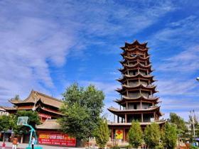 丝绸之路沿途城镇:张掖
