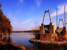 关中四大古镇之一:灞桥镇