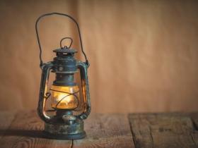 煤油灯的记忆