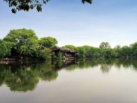 中国著名景区:杭州西湖
