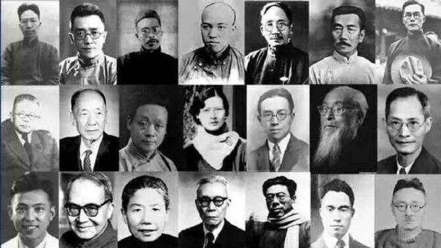 100年前的80、90、00后,出了哪些名人